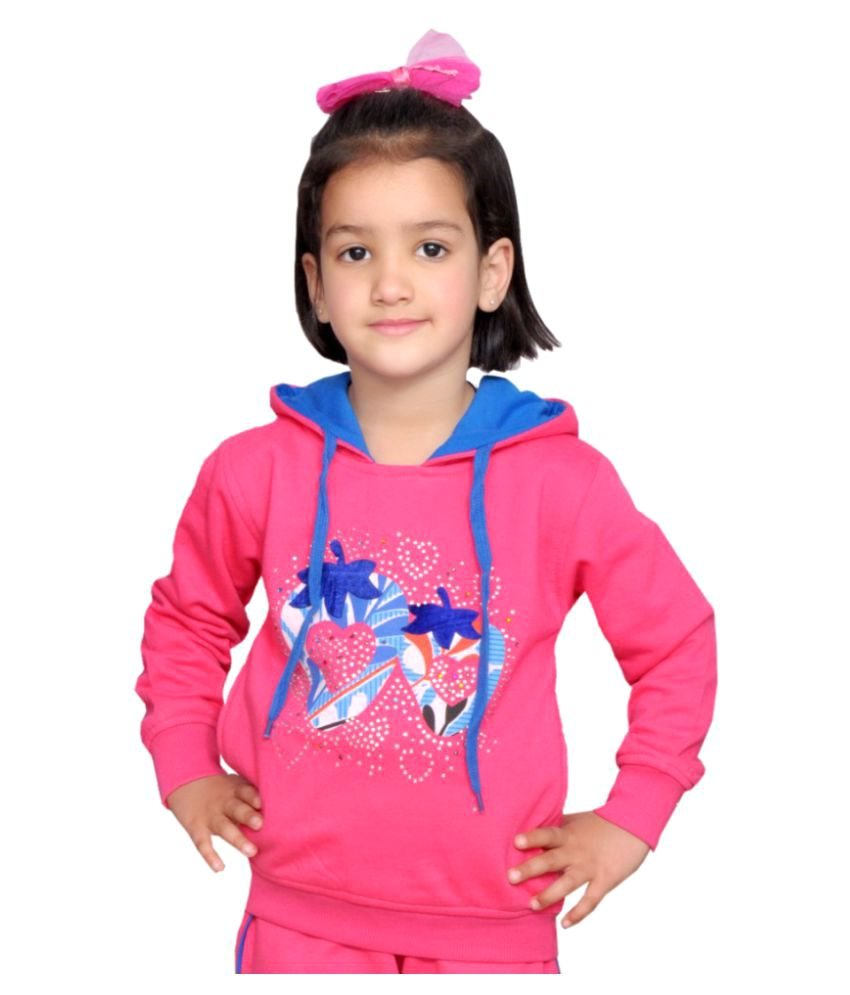 Shaun Pink Girl Sweatshirt
