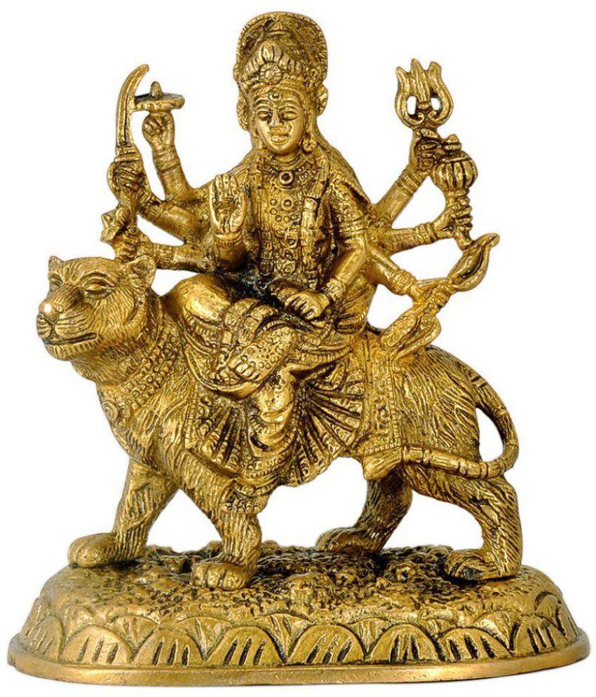 Redbag Durga Brass Idol