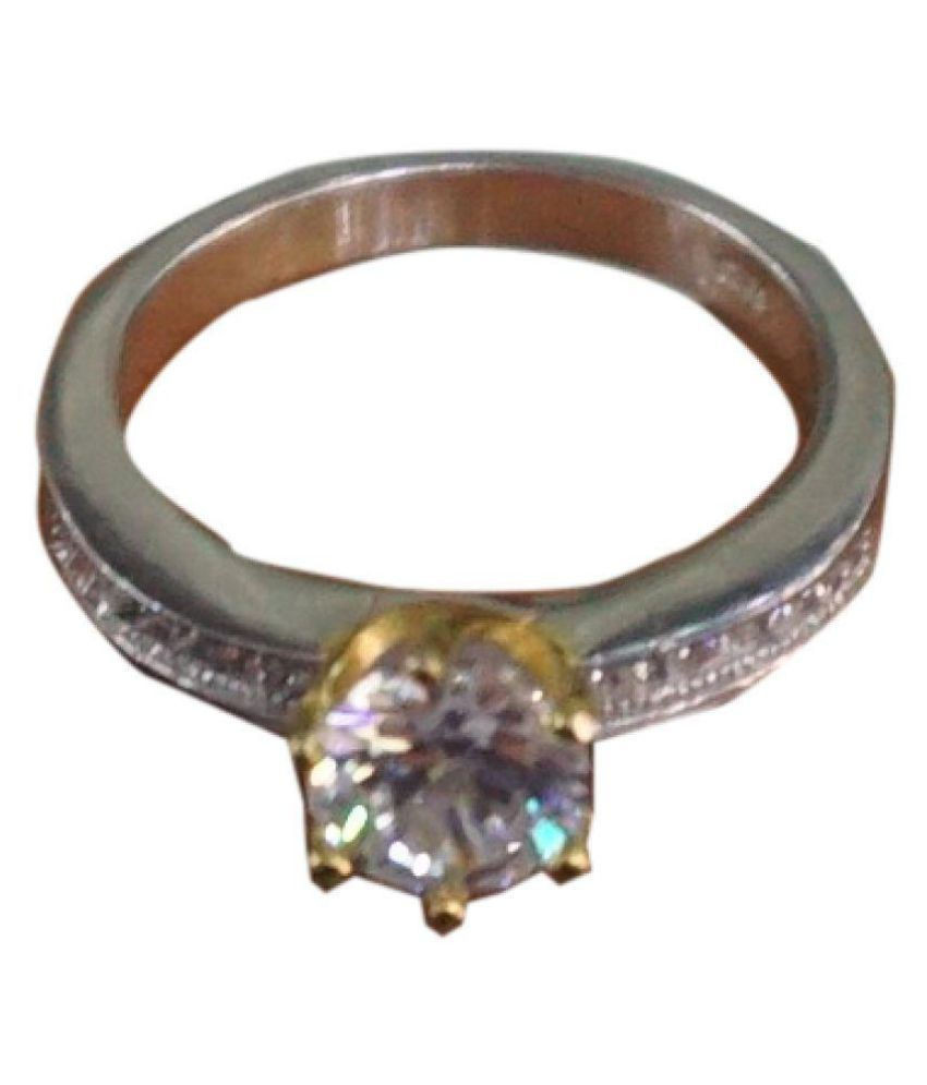New Kataria Jewellers 92.5 Silver Ring