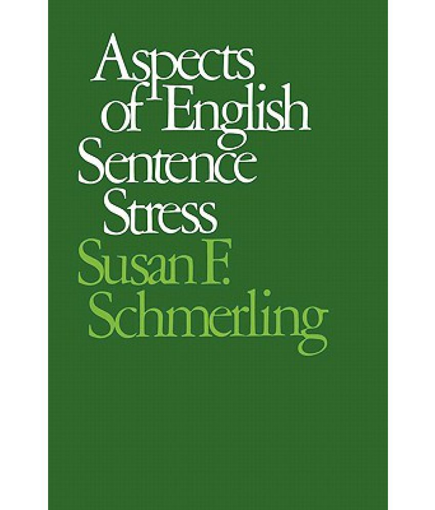 sentence stress in english Sentence stress and its functions sentence stress is accent on certain words  within a sentence and it is the key component of english intonation intonation.