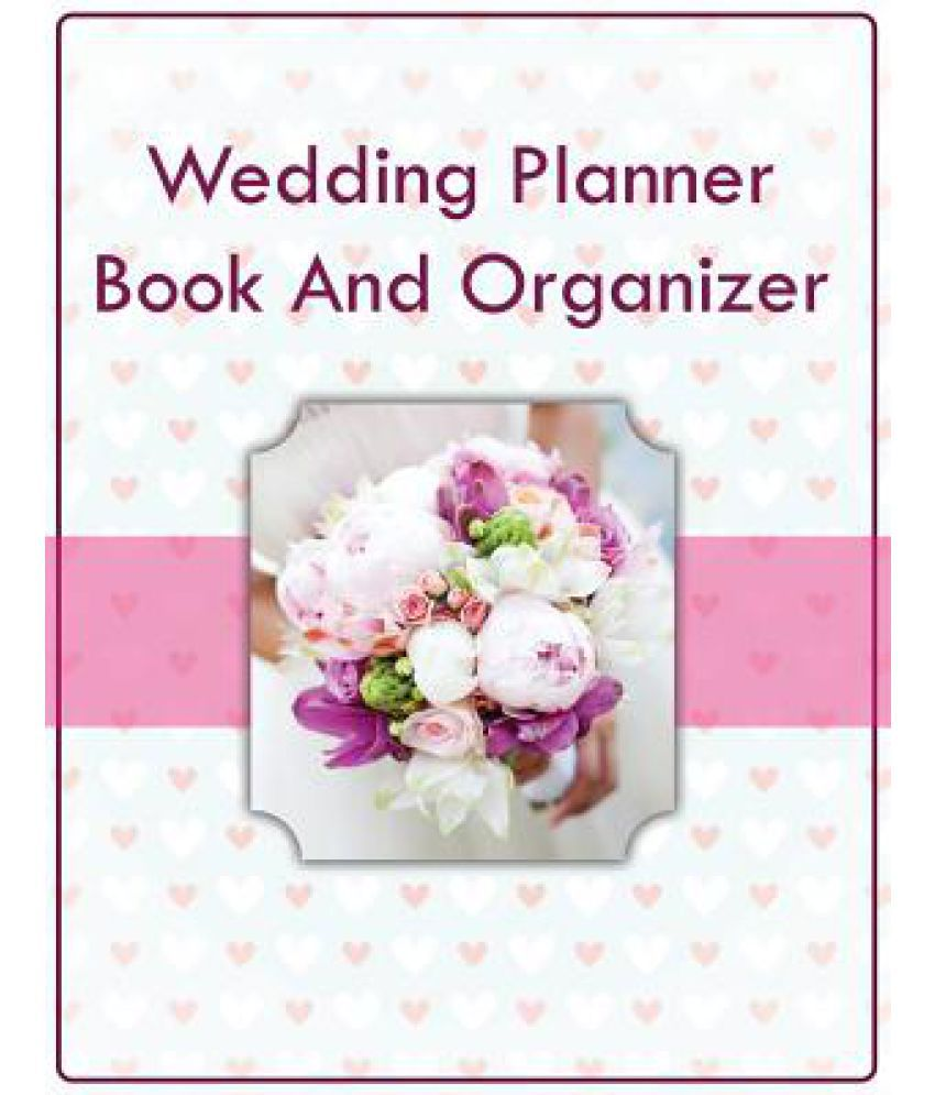 Wedding Planner Book and Organizer Buy Wedding Planner Book and