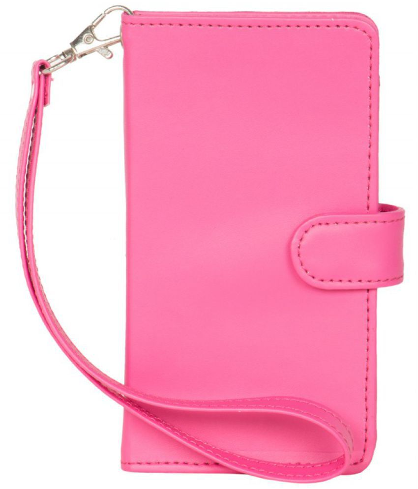 best sneakers 1714a 86951 Micromax Q327 Holster Cover by Senzoni - Pink - Holsters Online at ...