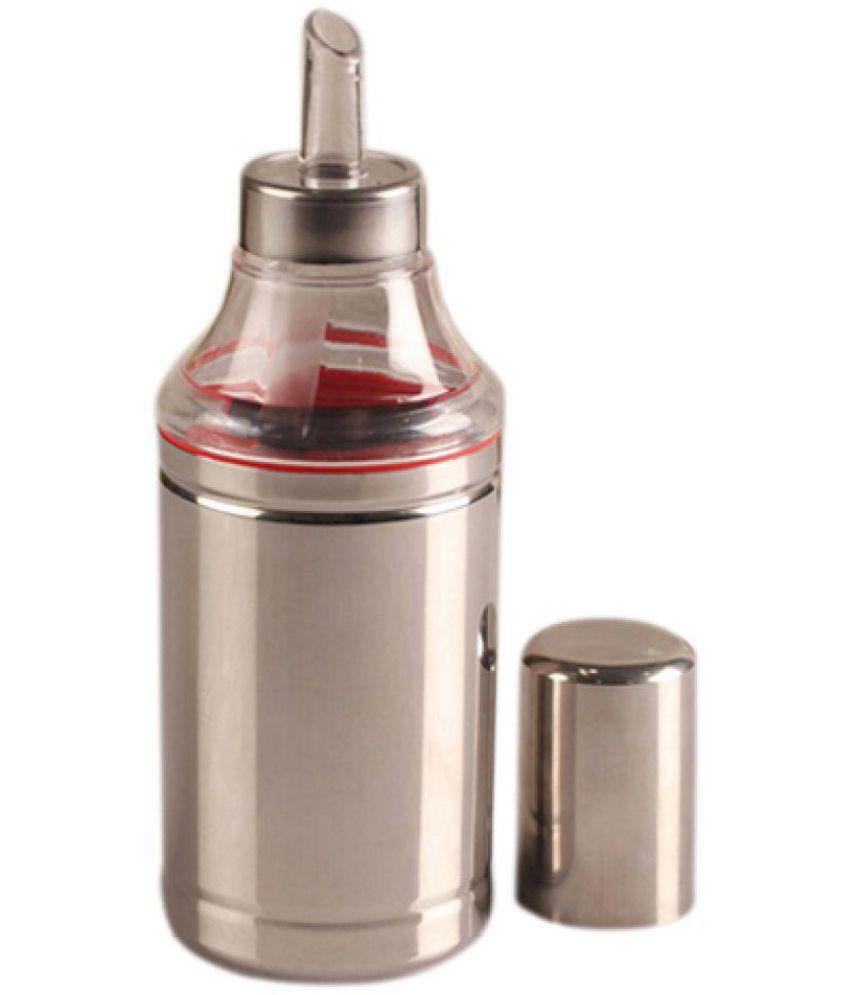 SNAZZYNEST Snazzynest SS Oil Dropper/ Dispenser 750ml No. 3 Steel Oil Container/Dispenser Set of 1
