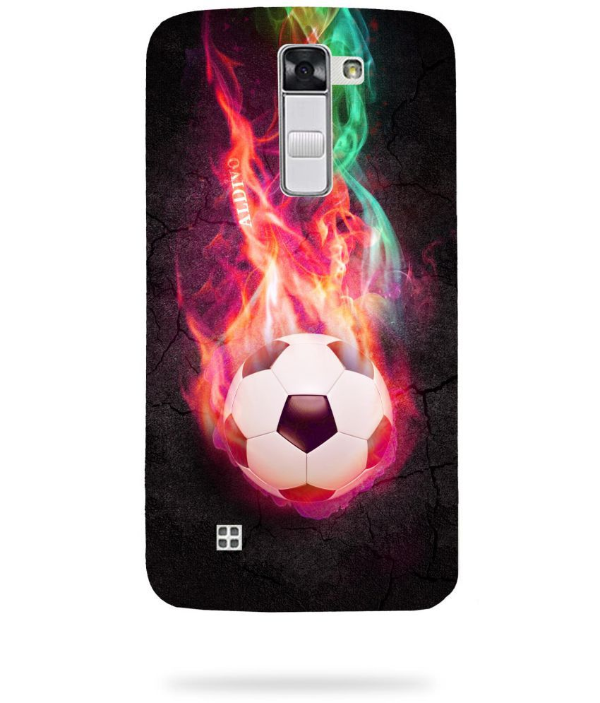 LG K10 Printed Cover By ALDIVO