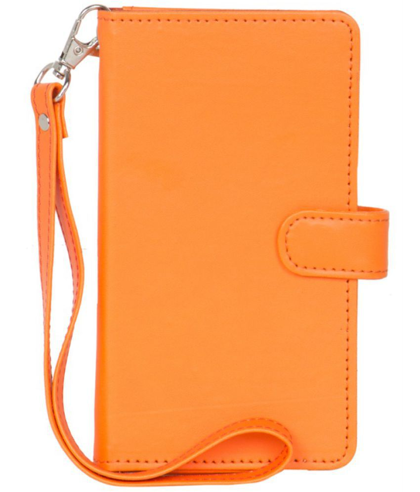 HTC Desire 610 Holster Cover by Senzoni - Orange