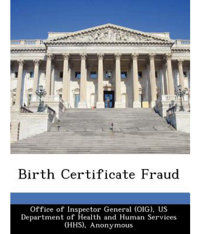 Birth Certificate Fraud Buy Birth Certificate Fraud Online At Low