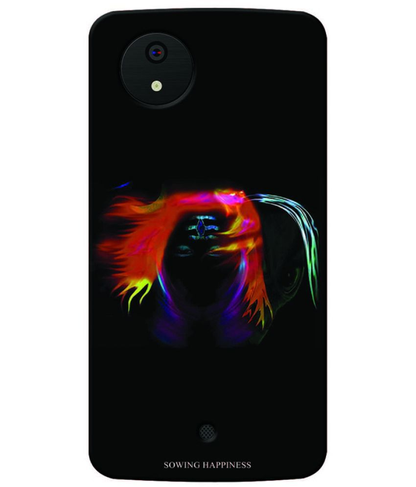 Micromax Canvas Android One Printed Cover By Sowing