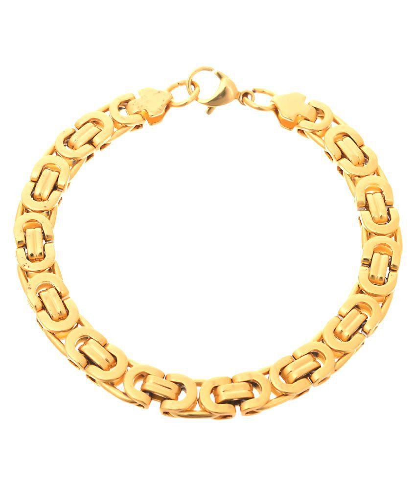 BeBold Golden Bracelet