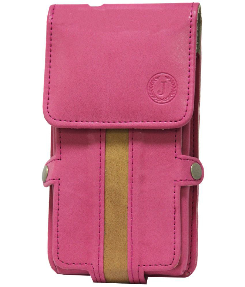 LYF Water 5 Holster Cover by Jojo - Pink