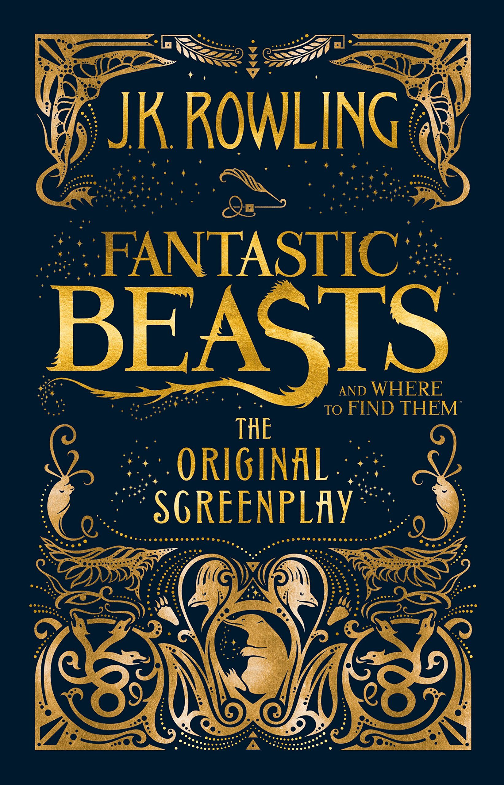 Fantastic Beasts and Where to Find Them: The Original Screenplay price comparison at Flipkart, Amazon, Crossword, Uread, Bookadda, Landmark, Homeshop18
