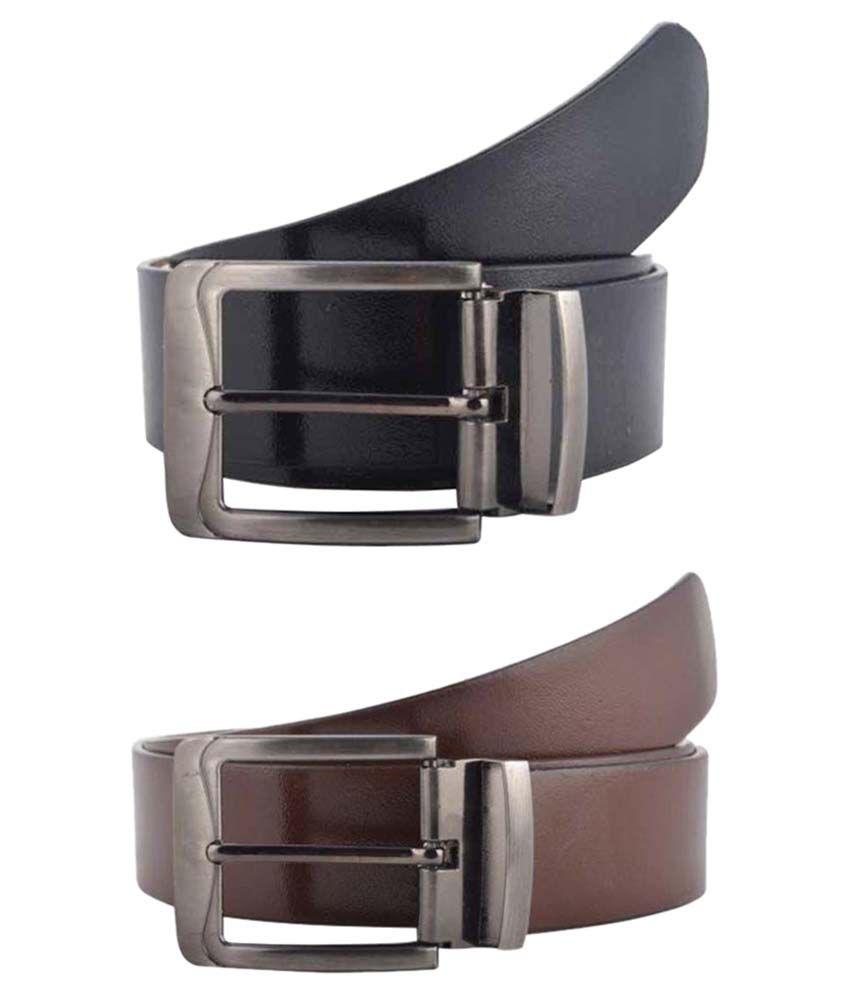 GLB Multi Leather Formal Belts