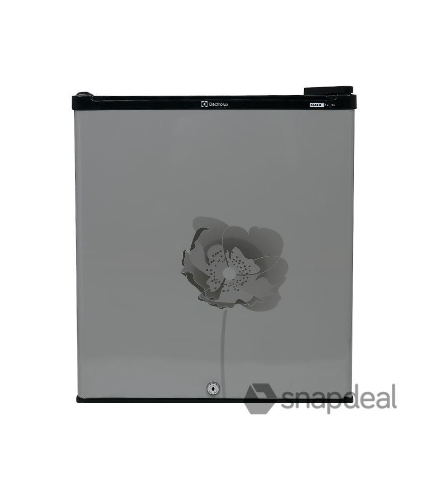 Electrolux 47 Ltr EC060PSH Single Cool Refrigerator (Mini Bar) - Silver Hairline