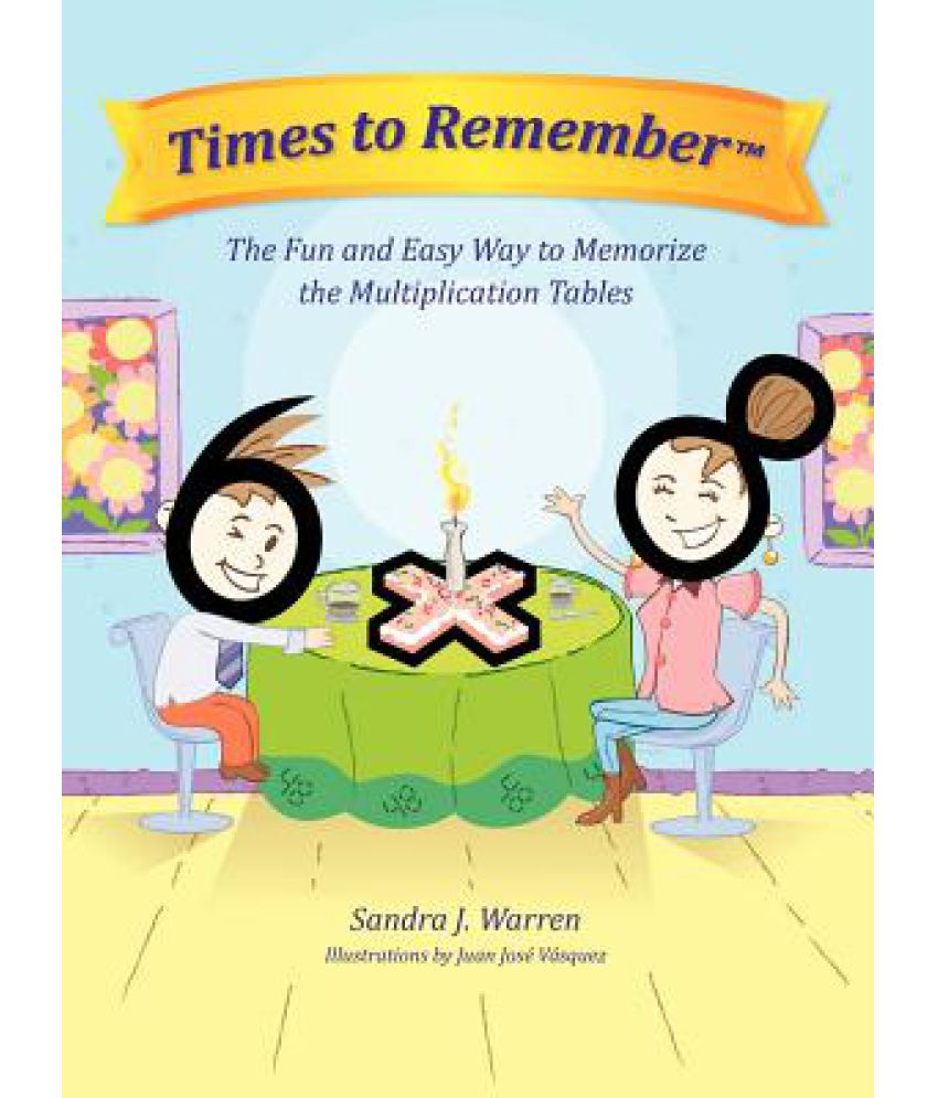 Worksheet How To Remember Multiplication times to remember the fun and easy way memorize multiplication tables