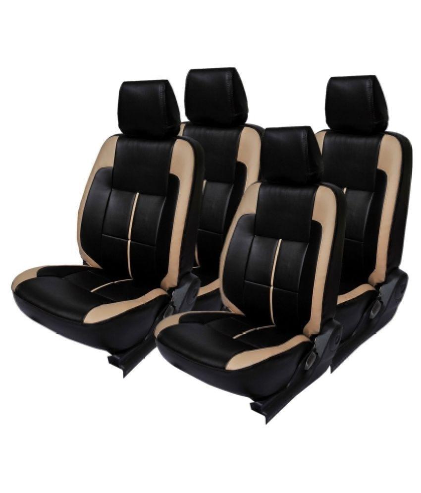 musicar car seat covers black buy musicar car seat covers black online at low price in. Black Bedroom Furniture Sets. Home Design Ideas