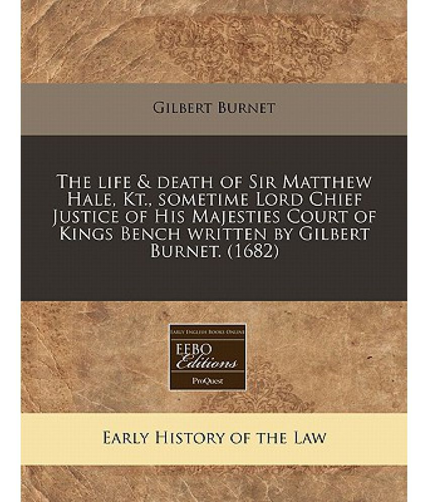 the life and death of sir thomas moore