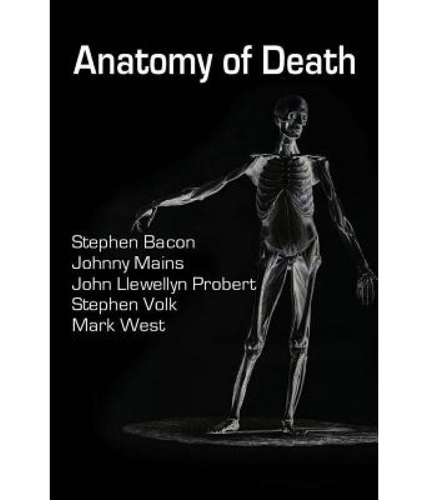 Anatomy of Death: In Five Sleazy Pieces: Buy Anatomy of Death: In ...