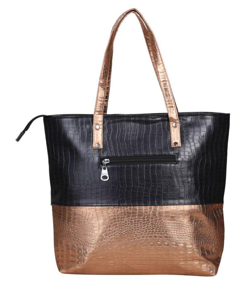 Freya Multi P.U. Shoulder Bag