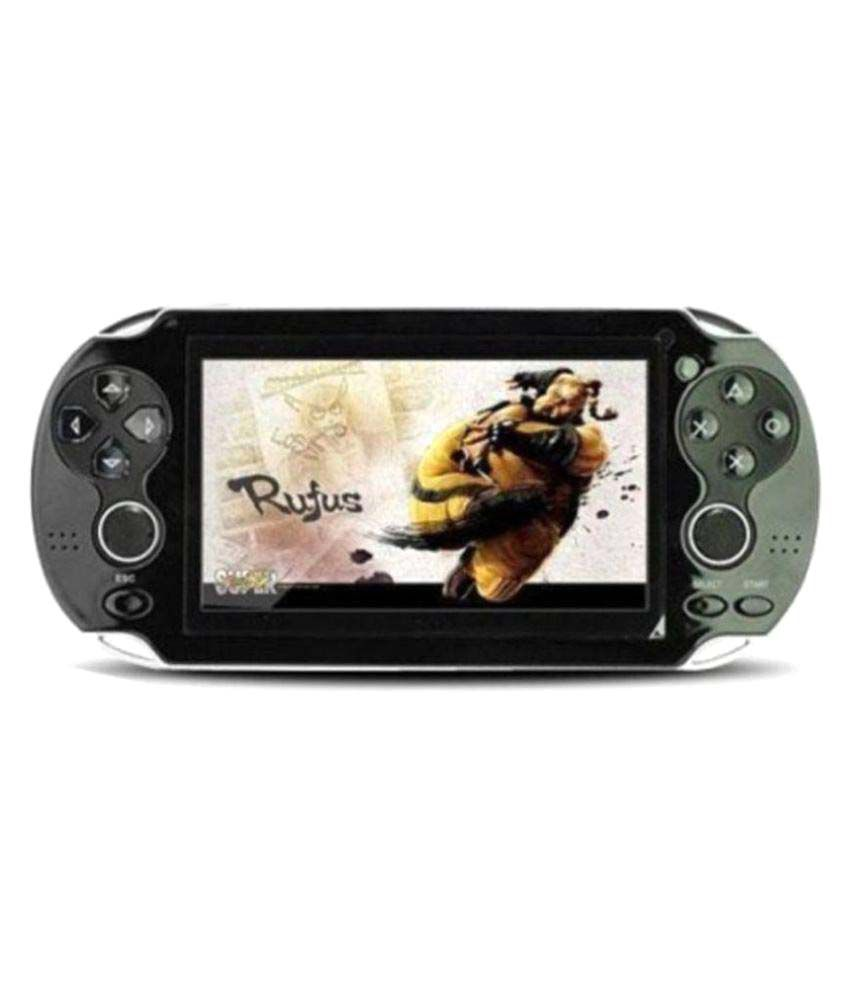 Game On PSP 4GB Handheld Console ( Games Included: 10000 ) Built in Rechargeable Lithium