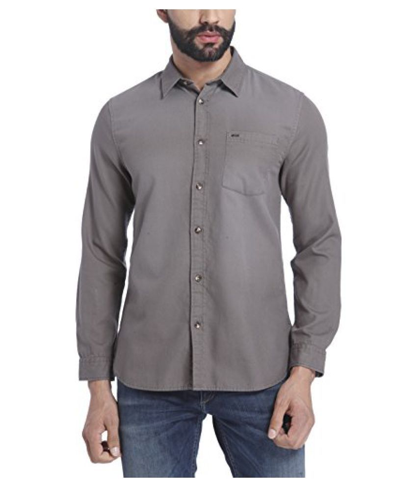 ac8f9afb921 Jack   Jones Mens Casual Shirts - Buy Jack   Jones Mens Casual Shirts  Online at Best Prices in India on Snapdeal