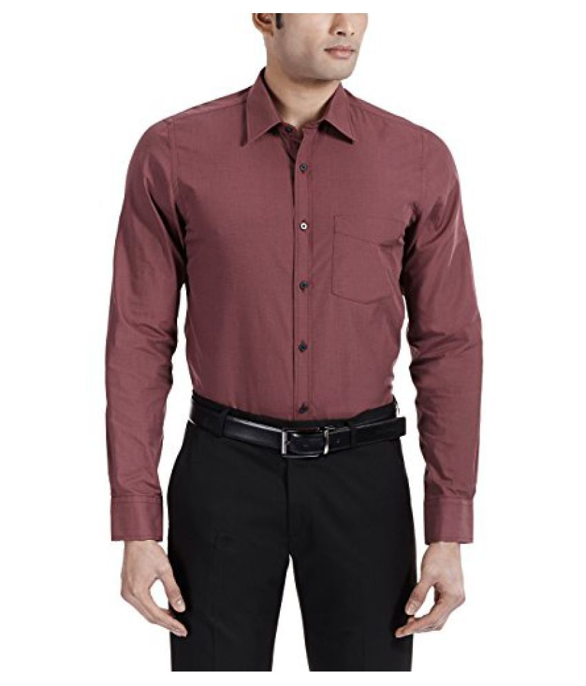 3af083f55da Turtle Men s Formal Shirt - Buy Turtle Men s Formal Shirt Online at Best  Prices in India on Snapdeal