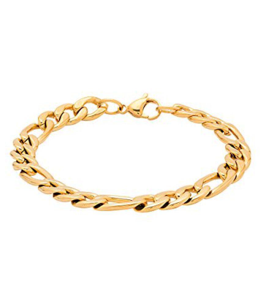 Voylla Chain Linked Design Bracelet