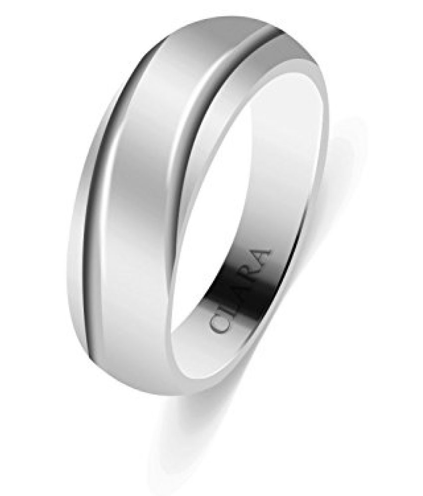 Clara The Swing Sterling Silver Ring For Men