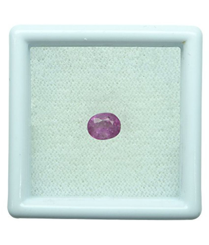 1.18 ct. / 1.31 Ratti BURMESE NATURAL & IIGS CERTIFIED RUBY (MANIK) ASTROLOGI...