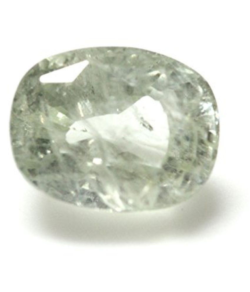 PUKHRAJ LOOSE 100% NATURAL & CERTIFIED 4.65 ct. YELLOW SAPPHIRE BIRTHSTONE BY ARIHANT GEMS AND JEWELS