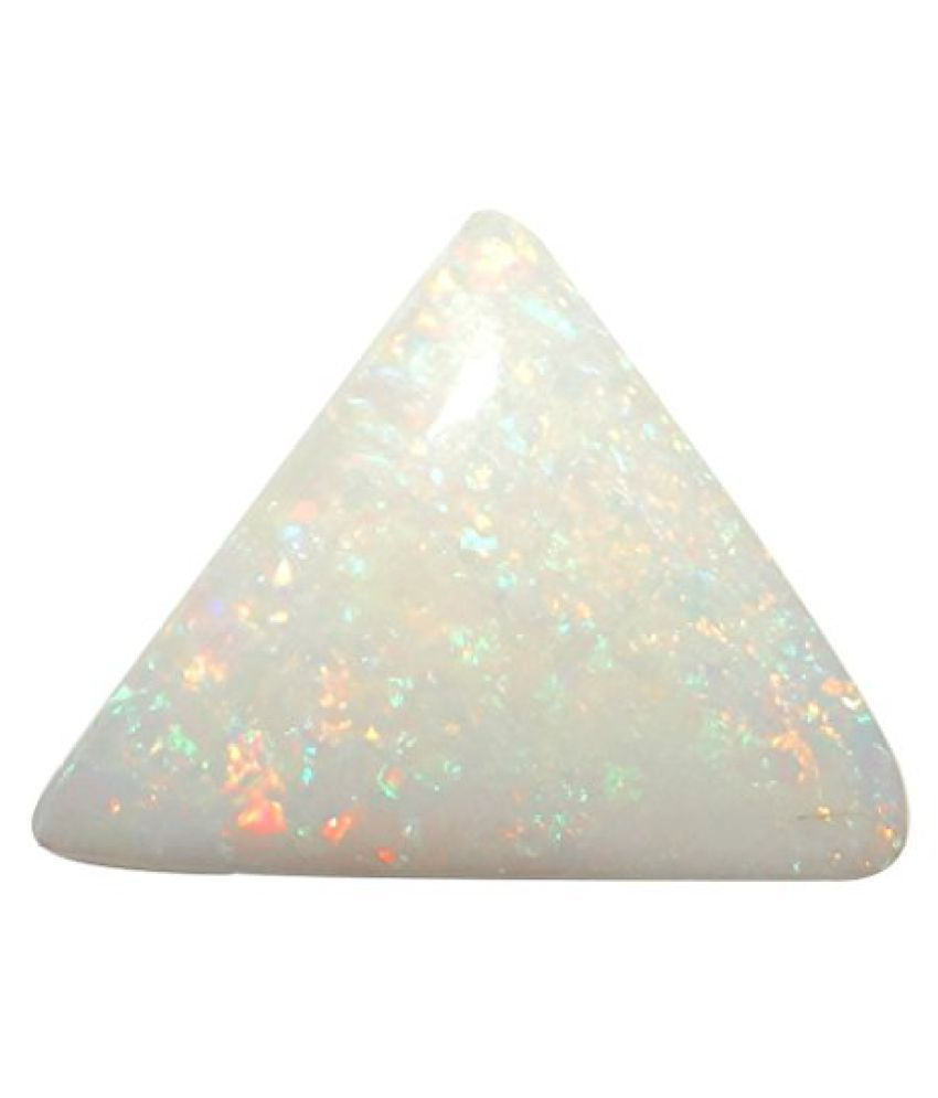 5.98 ct. / 6.64 Ratti PURE & IIGS CERTIFIED NATURAL FIRE OPAL ASTROLOGICAL GE...