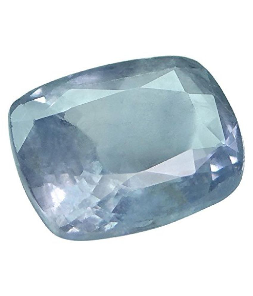 NEELAM 10.81 ct. / 12.01 Ratti Natural & IIGS Certified BLUE SAPPHIRE (NEELAM) BIRTHSTONE BY ARIHANT GEMS AND JEWELS