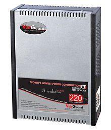 Voltguard VGL 411 Suitable For AC (Upto 1.5 Ton) Stabilizer