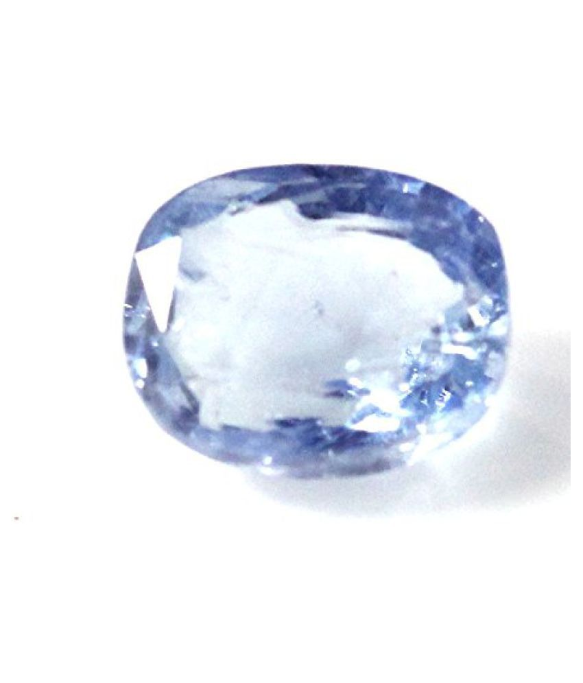 LOOSE 100% NATURAL & CERTIFIED 7.88 ct. BLUE SAPPHIRE GEMSTONE