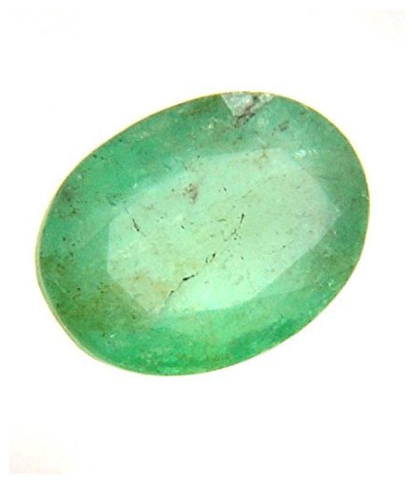 5.25 Ratti Certified natural Emerald Gemstone