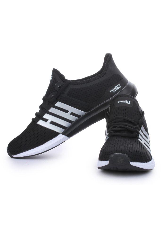 Liberty DID-035 Black Running Shoes