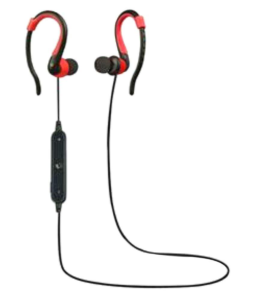 Exixa BT9 Wireless Bluetooth Headphone Brown