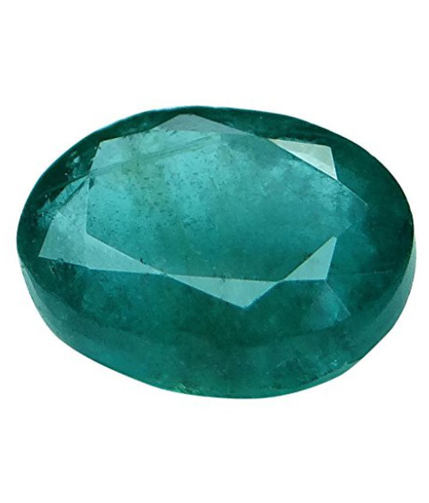3.45 ct. / 3.83 Ratti Natural & IIGS Certified EMERALD (PANNA) GEMSTONE