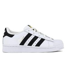 Quick View. Adidas Superstar White Casual Shoes