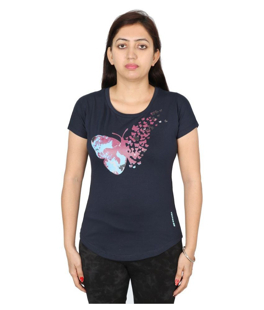 Vector X Women Round Neck T-Shirt