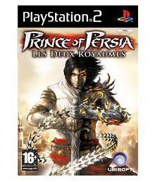 Prince Of Parsia The Two Thrones ( PS2 )