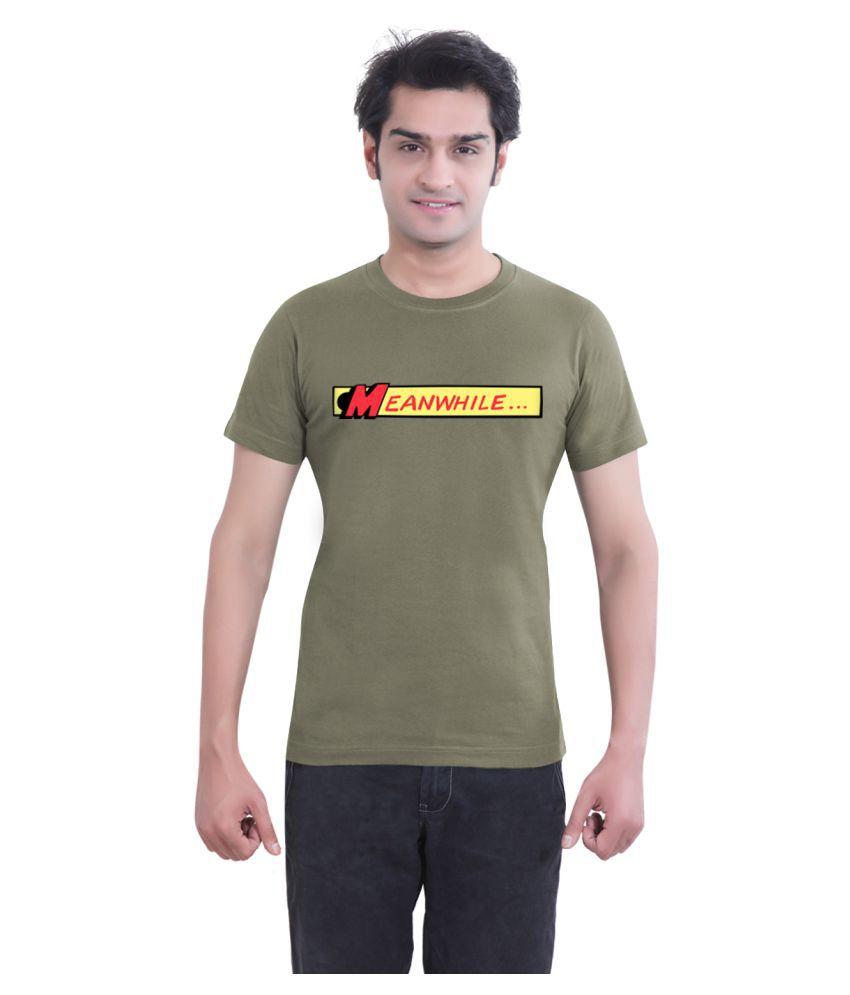 Tantra Grey Round T-Shirt