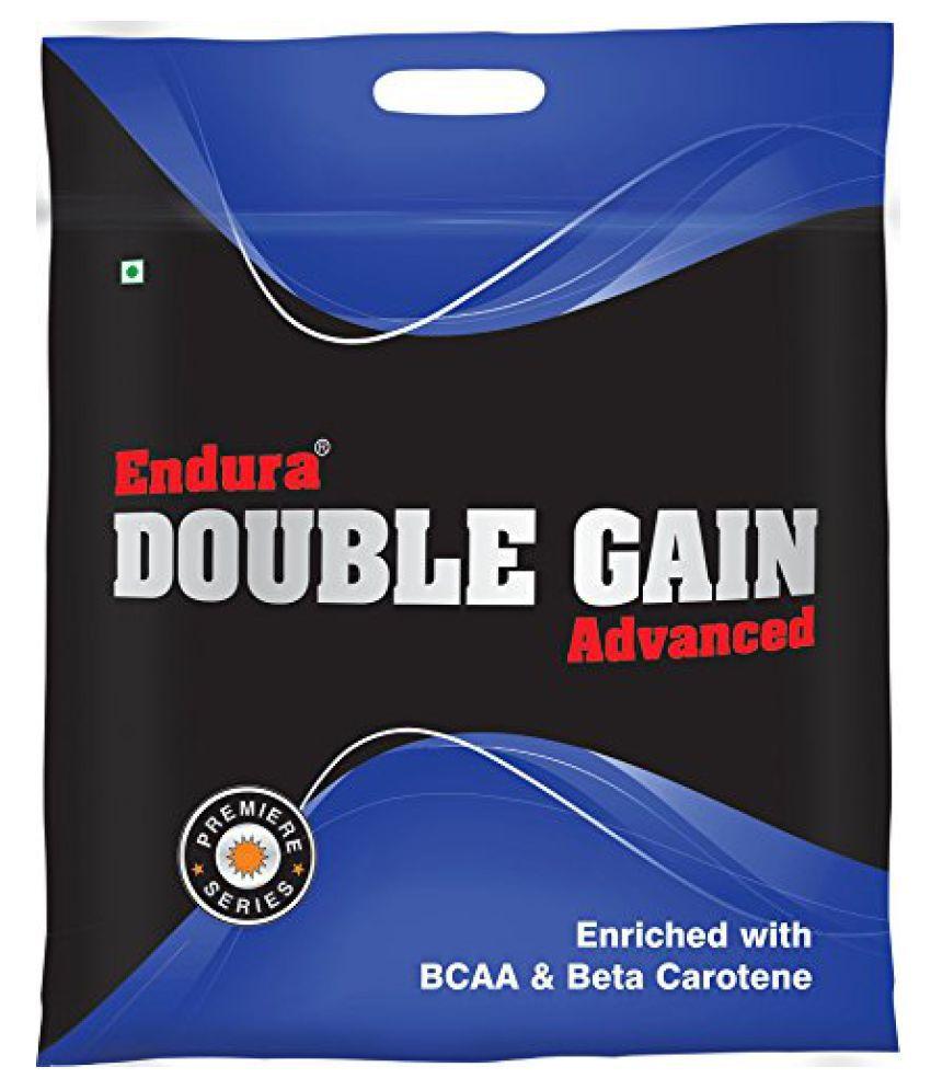 Endura Double Gain - 3 kg (Banana)