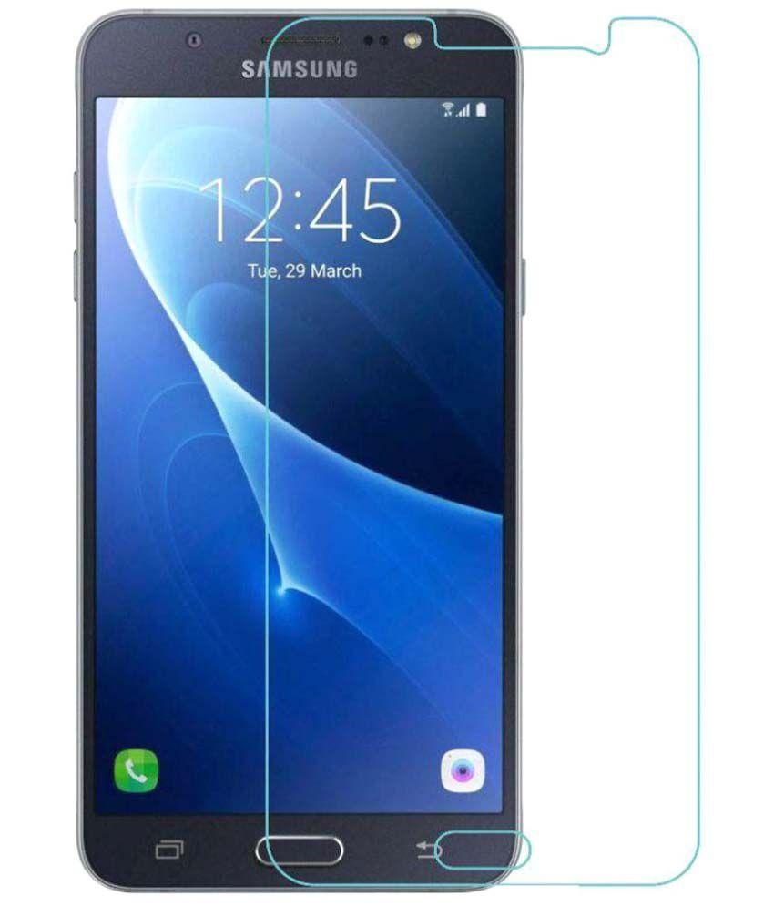 Samsung Galaxy J7  2016  Tempered Glass Screen Guard By Avalik