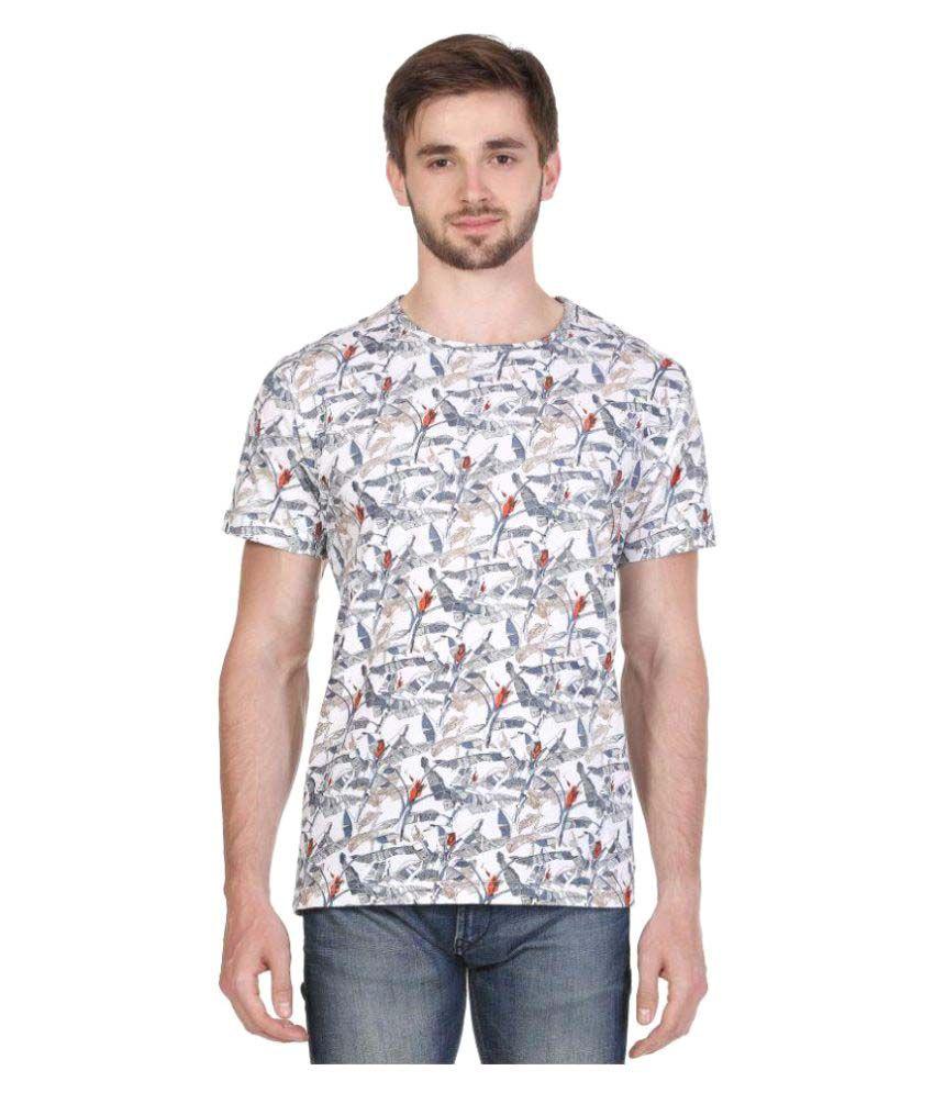 Alois Grey Round T-Shirt
