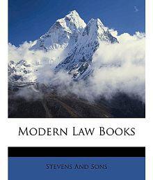 Modern Law Books
