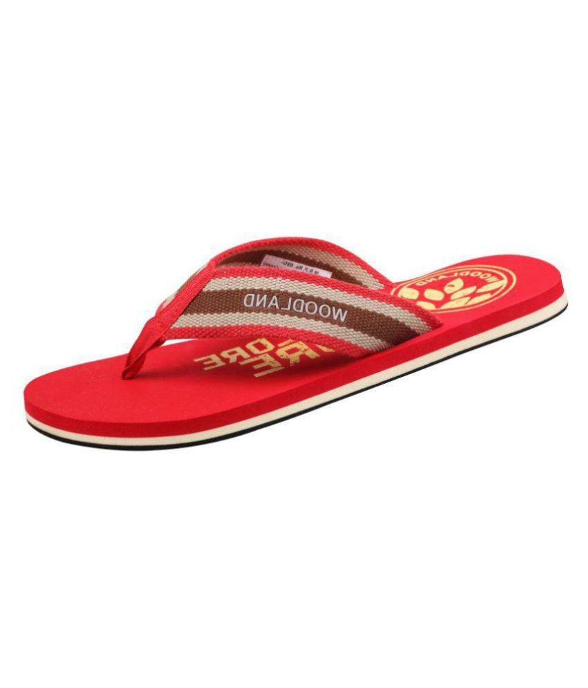 Woodland FF 1975115 Multi Color Thong Flip Flop