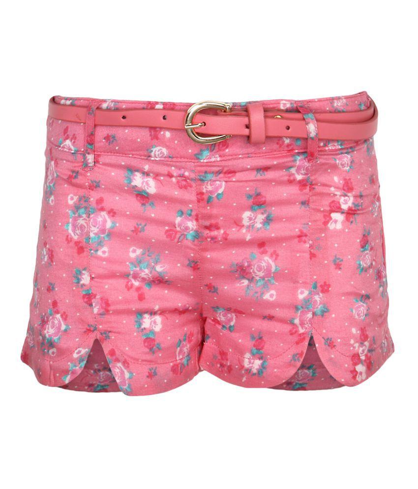 Allen Solly Kids Girls Shorts & Bermudas