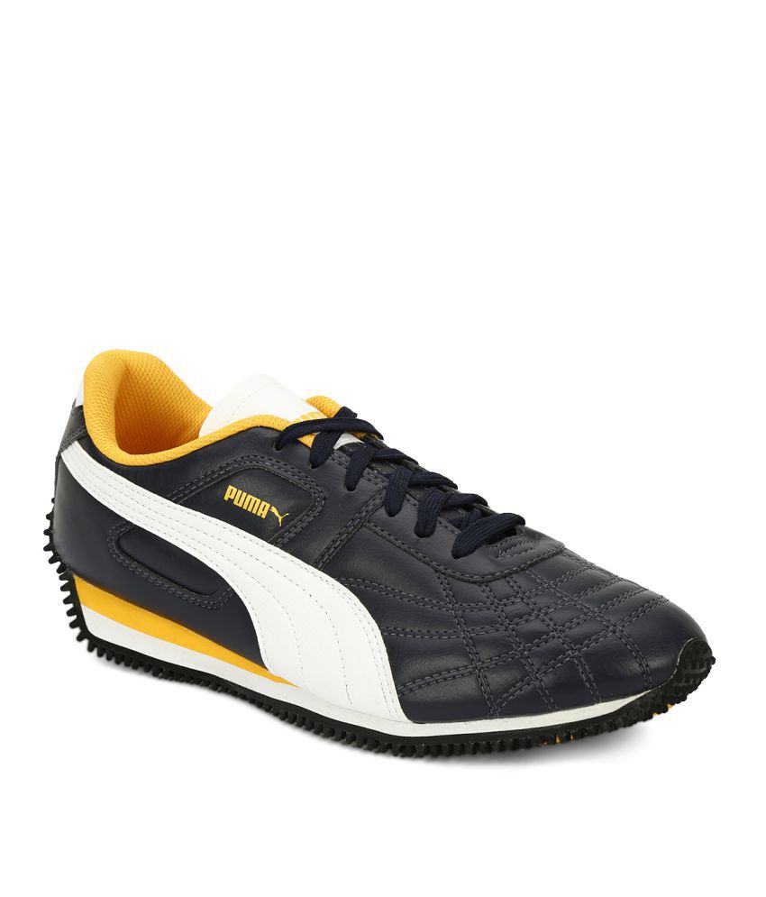 Puma Mexico DP Navy Casual Shoes - Buy