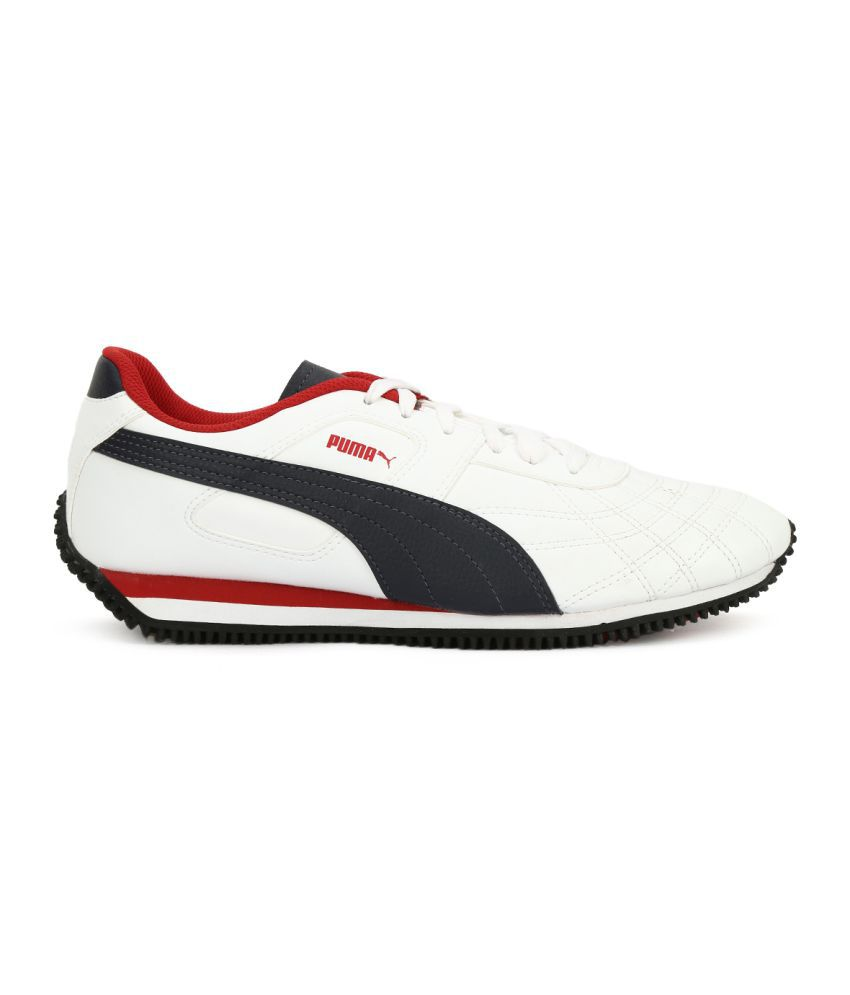 ... Puma Mexico DP White Casual Shoes ... a2d149285