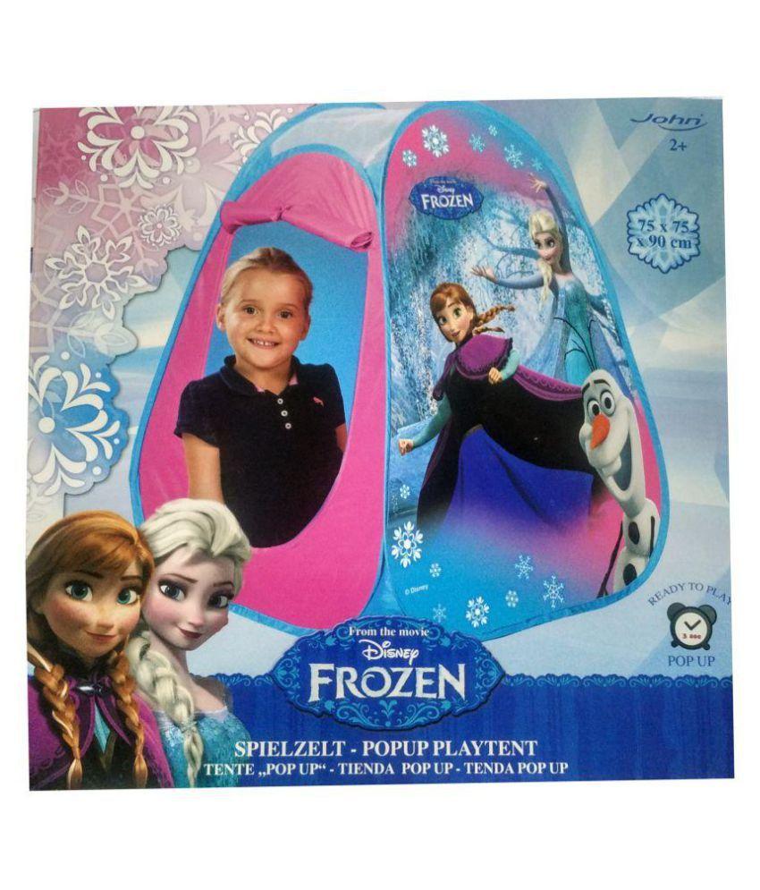 Disney Multicolor Popup Frozen Play Tent Disney Multicolor Popup Frozen Play Tent ...  sc 1 st  Snapdeal & Disney Multicolor Popup Frozen Play Tent - Buy Disney Multicolor ...