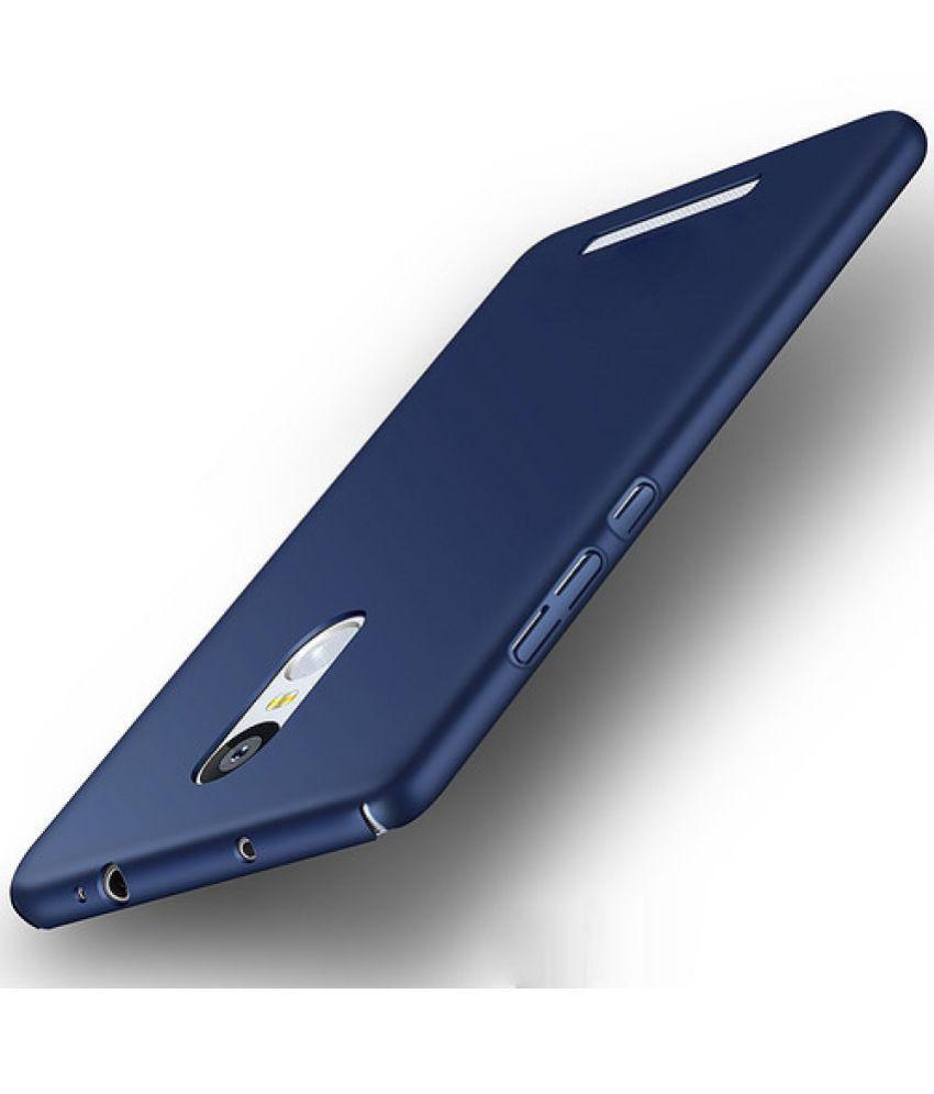 Asus Zenfone Go Plain Cases EdgeMark - Blue